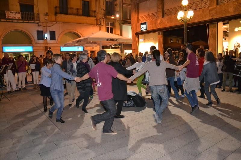 Concert gralles a la Plaça Sant Francesc 8-03-14 - DSC_0767.JPG
