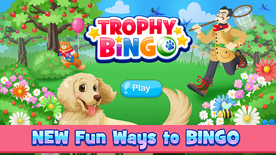 Trophy Bingo- screenshot thumbnail