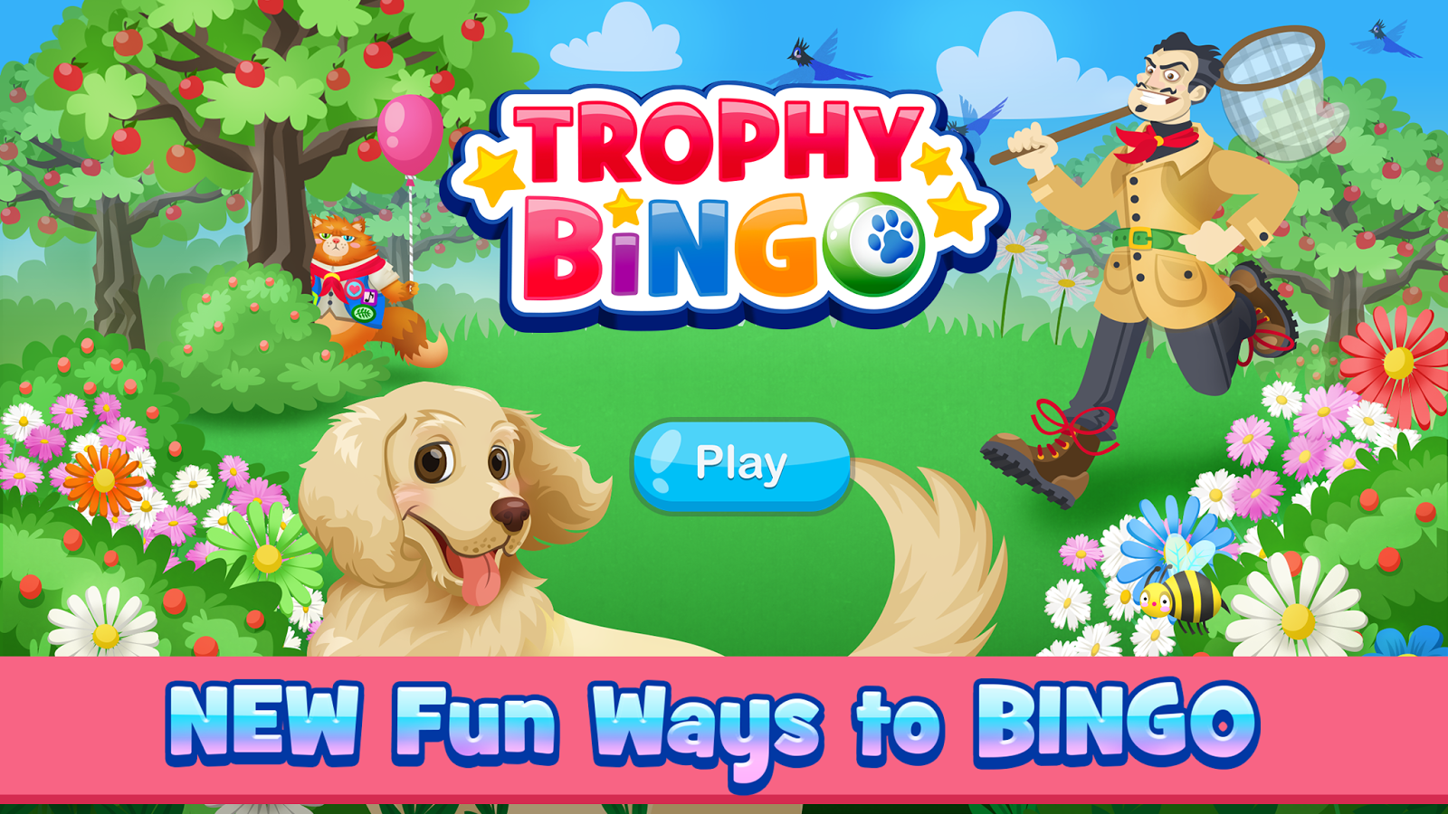 Trophy Bingo- screenshot