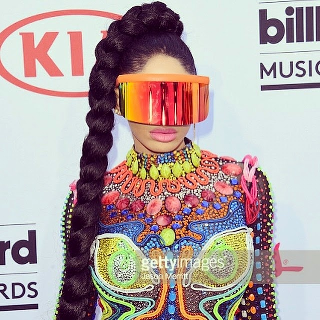 Dencia Goes Back To Future At The Billboard Music Awards