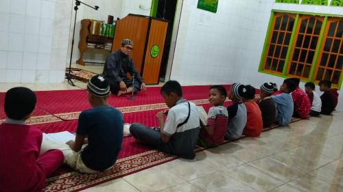 IKAPS Giatkan Program Tahfidz Qur'an guna Ciptakan Generasi Madani di Sungai Limau