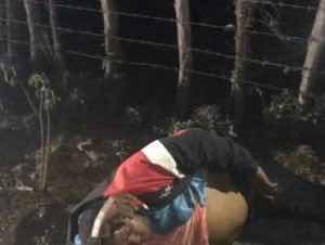 Muere joven baleado por militares en comunidad de Dajabón cuando traficaba con ajo