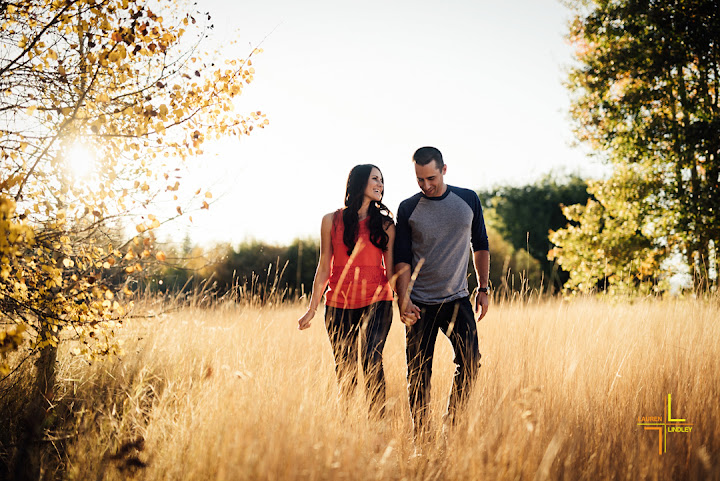 Tahoe Engagement Session