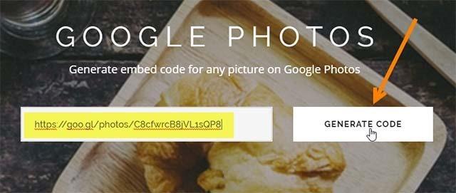 google-foto-hotlink