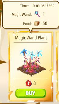 Magic Wand Plant