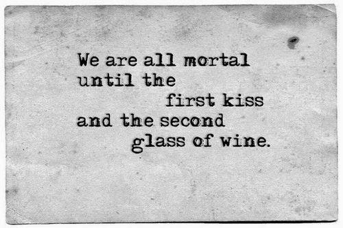Wine Quote of the Week - Unknown