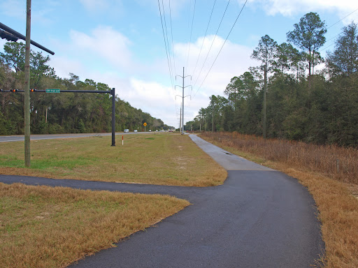 East to Gainesville via Archer Road