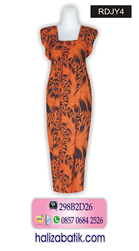 grosir busana, grosir baju murah, model batik terbaru