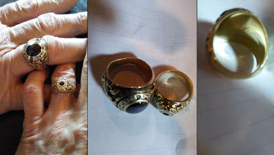 Balfour West Point Ring Replacement