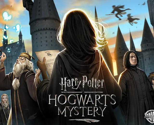 Harry Potter: Hogwarts Mystery Ön Kayıt Ol