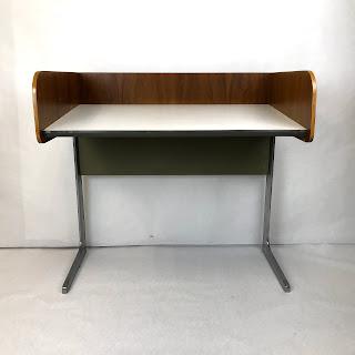 Vintage George Nelson Herman Miller Desk