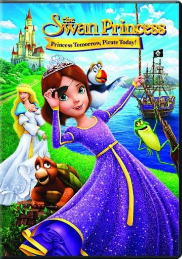 The Swan Princess: Princess Tomorrow, Pirate Today! (2016) เจ้าหญิงหงส์ขาว ตอน ผจญภัยเจ้าหญิงโจรสลัด