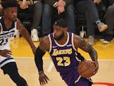 (Nog) geen titel voor Lebron en Lakers, Butler leidt Miami Heat naar 3-2