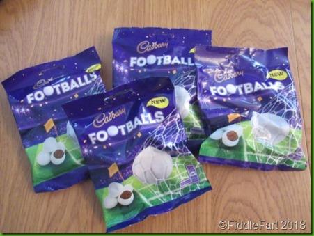 cadbury fooballs