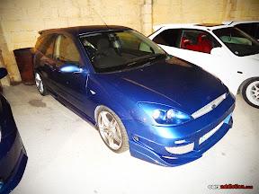 Modded Ford Focus