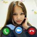 Viki Show Fake Call - Video Call With Viki Show icon