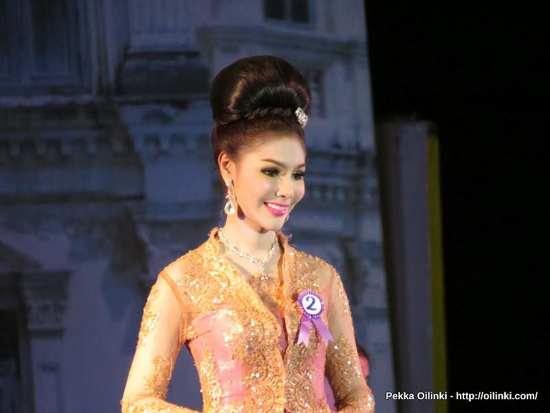 Miss tiffany contest at Phuket