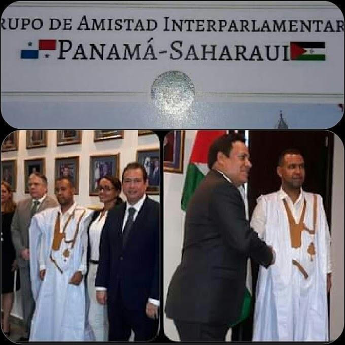 El intergrupo de amistad con el Sáhara Occidental en el Parlamento de Panamá, un año de trabajo arduo por la libertad del pueblo saharaui.