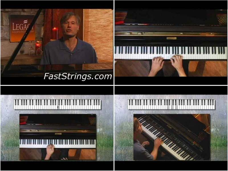 Learn & Master Piano with Will Barrow
