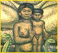 Bachue, Gods And Goddesses 7