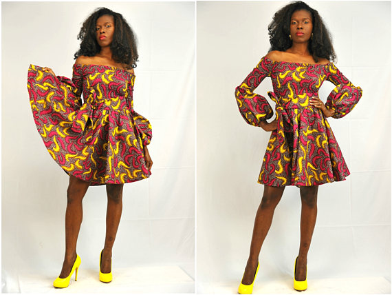 African Dresses Styles To Have A Modern Pretty Look 5