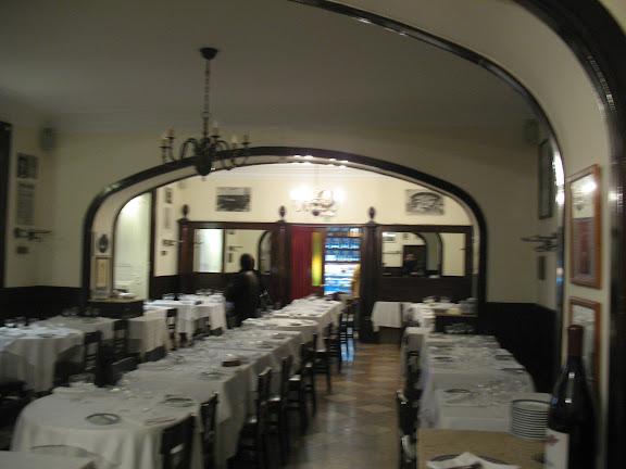 Martinho da Arcada, restaurante.-Lisboa