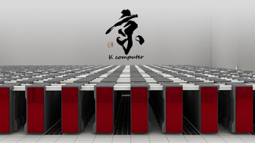 k computer fujitsu Top 10 Supercomputers In The World
