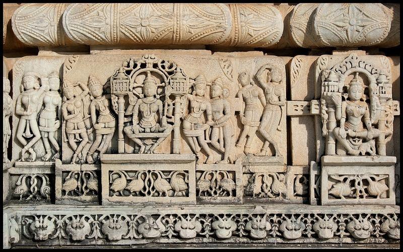 Ranakpur-Jain-Temple-9