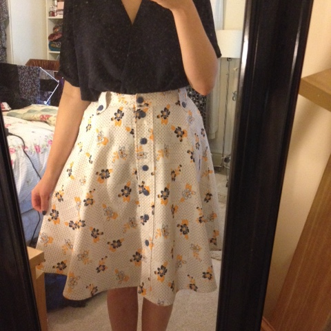 Sewing Indie Month: The Cressida skirt - The Magnificent Thread