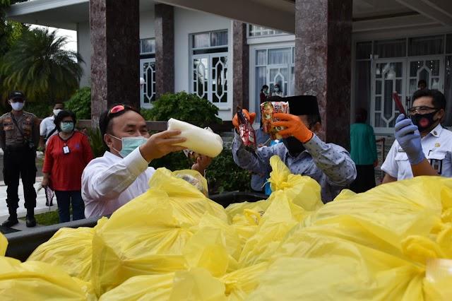 Bantu Korban Banjir Kalsel, Pemprov Kalteng Salurkan Paket Logistik