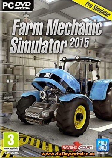 Farm Mechanic Simulator 2015 Tek Link