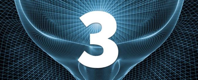 O código oculto por trás do número três 02