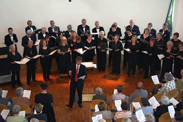 Photo: A-Cappella Konzert Evangelisches Gemeindezentrum, Aachen-Kornelimünster / 18.04.2010
