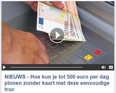 Bankstellen Tot 500 Euro