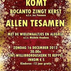 2012 Kerstconcert