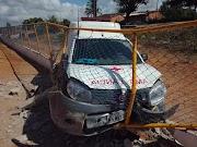 Condutor de ambulância é alvejado com tiros em Maruim