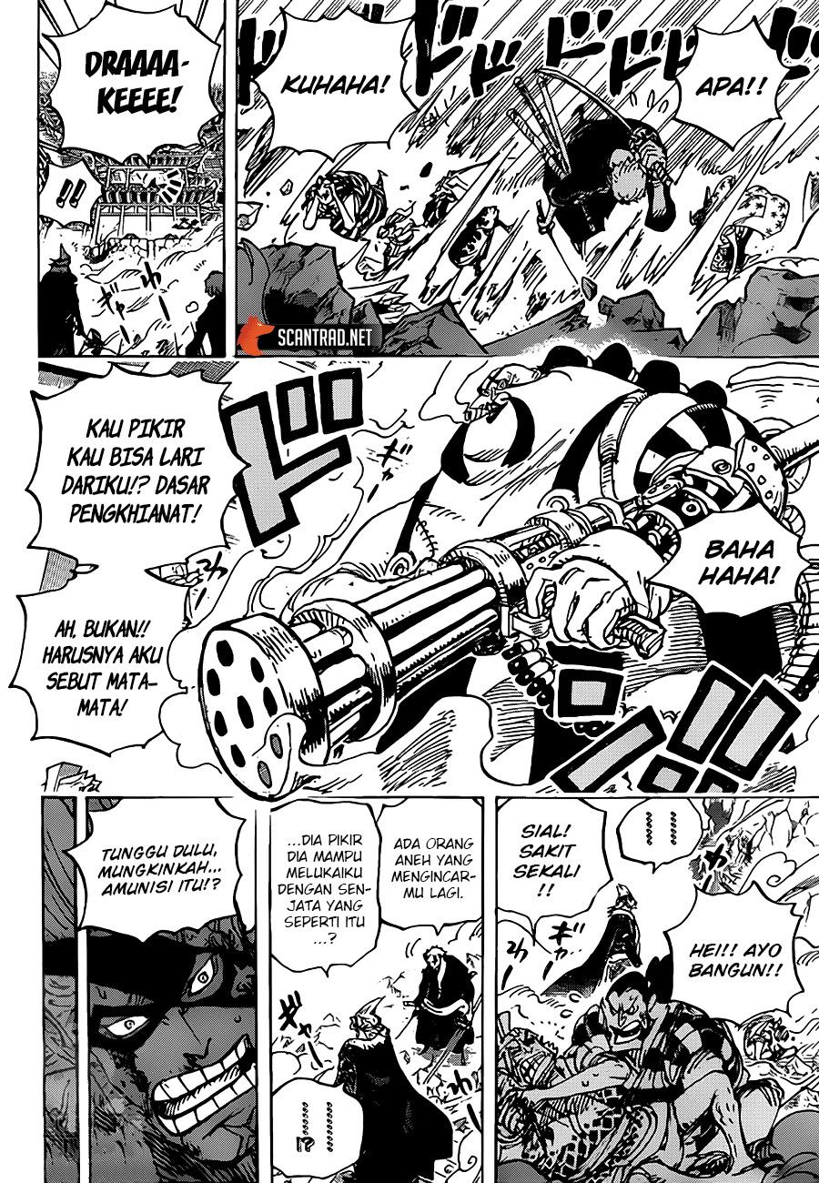Baca Manga One Piece 981 : manga, piece, Manga, Piece