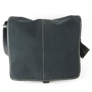 Coach Nylon Messenger Bag