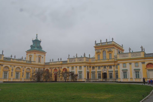 4D3N Poland Trip: The Inside of Wilanow Palace Museum, Warsaw