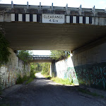 Archery Road Freeway Underpass  (357665)