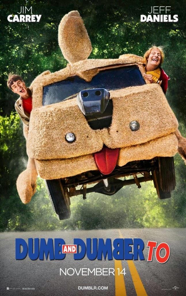 Ηλίθιος και Πανηλίθιος 2 (Dumb And Dumber To) Poster