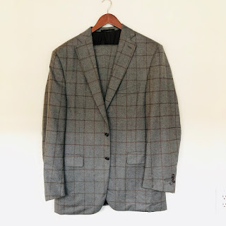 Ermenegildo Zegna X Loro Piana Light Suit
