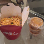 BEST HANGOVER FOOD - sriracha house in Miami, Florida, United States