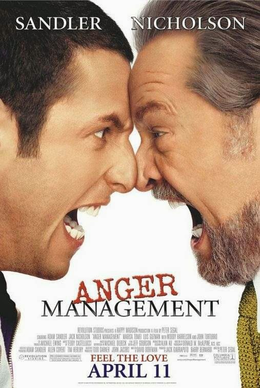 Poster Of Anger Management (2003) Full Movie Hindi Dubbed Free Download Watch Online At Alldownloads4u.Com