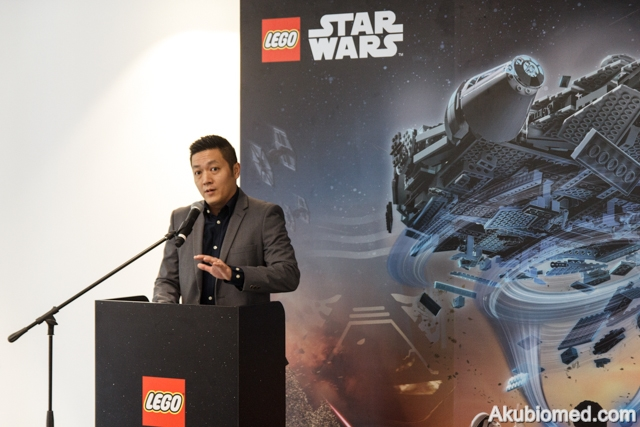 Dick Yoong, Country Manager, LEGO Malaysia.