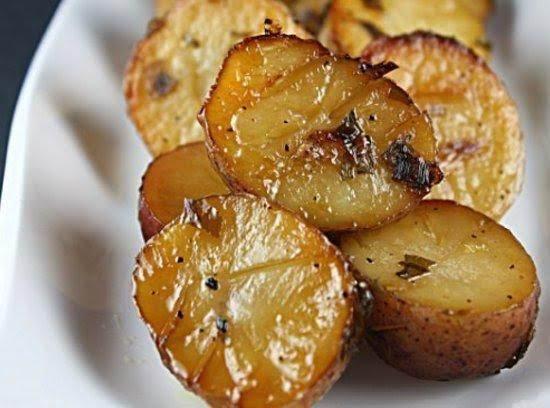 Caramelized Potatoes Recipe