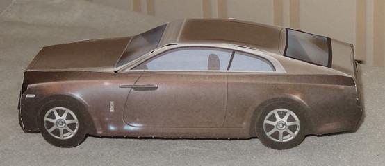 2013 Rolls-Royce Wraight