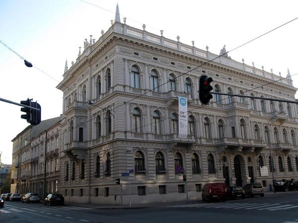centrum Łodzi - muzeum sztuki