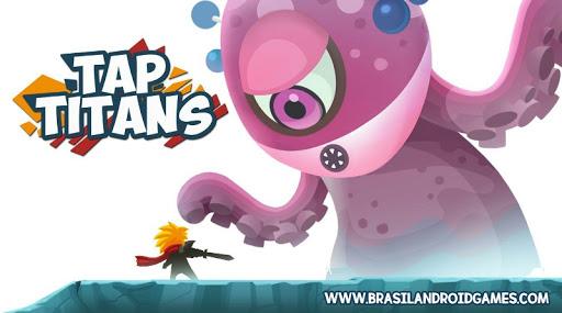 Download Tap Titans v4.1.4 APK Full - Jogos Android