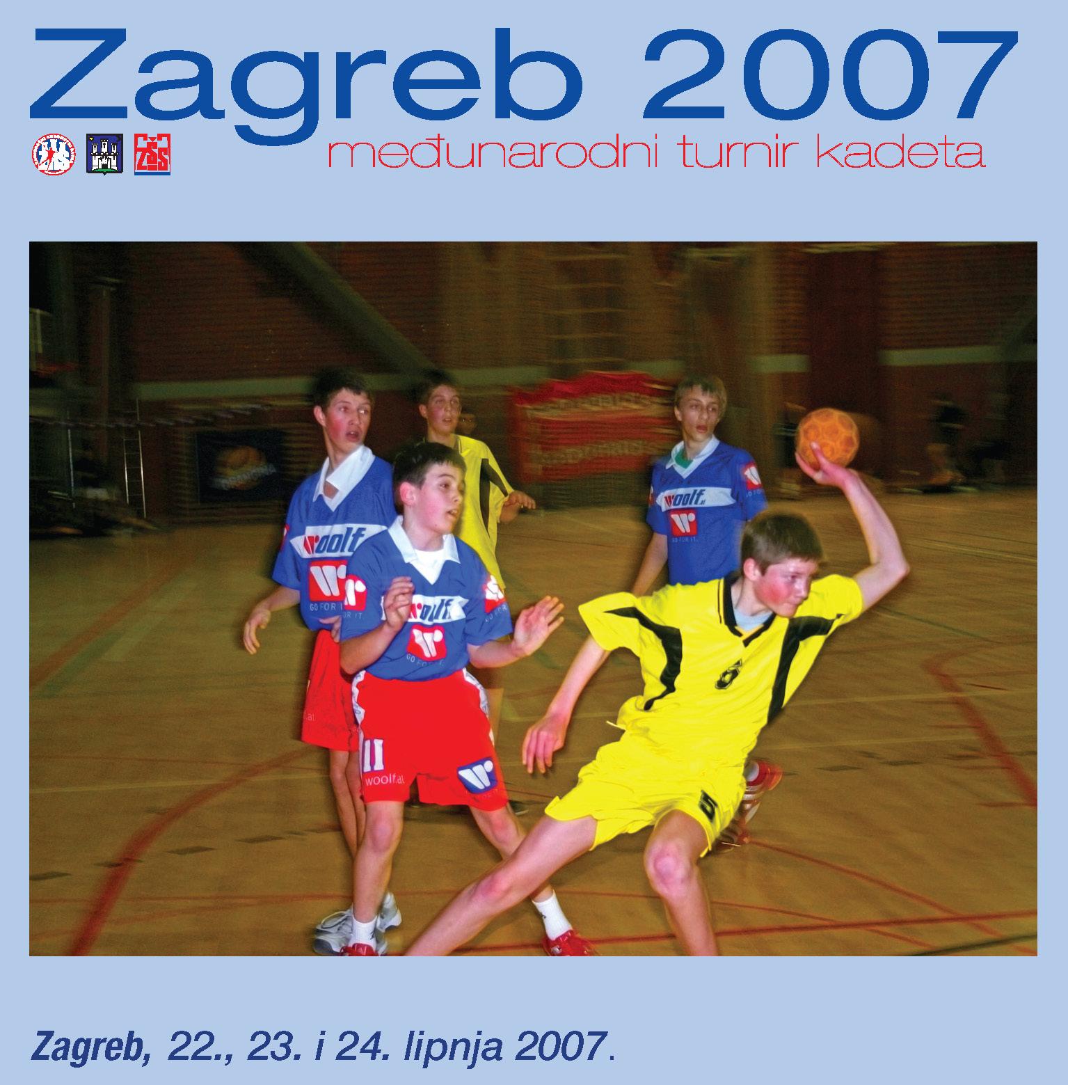 Zagreb 22-24.6. 2007